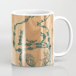 A Mother's Hope (Celtic knots zodiac) Coffee Mug