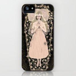 The Dead Bride iPhone Case