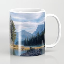 Spirit Island - Rocky Mountains Coffee Mug