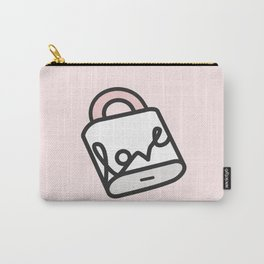 LOCK IT UP Carry-All Pouch