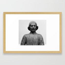 Italian Young man 2 Framed Art Print