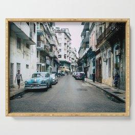 Centro Habana Serving Tray