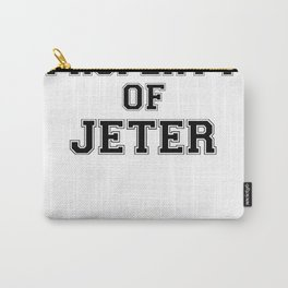 Property of JETER Carry-All Pouch