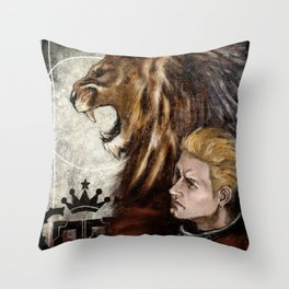 Dragon Age Inquisition - Cullen - Fortitude Throw Pillow