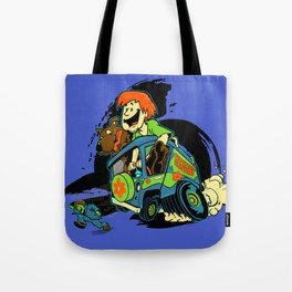 Rat Fink Sc00by D00 Tote Bag