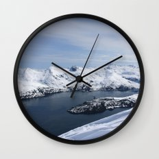 Blackstone Bay Wall Clock