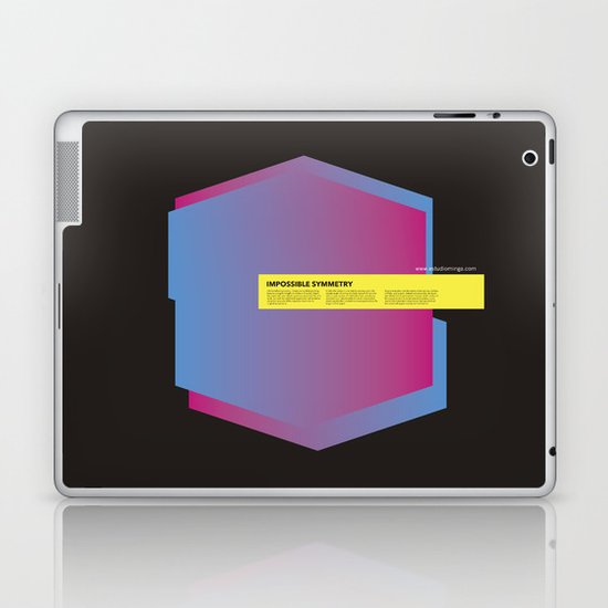 Impossible Symmetry - Ex Laptop & iPad Skin