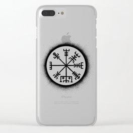 Vegvisir Clear iPhone Case