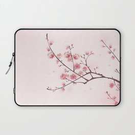 Oriental cheery blossom in spring 006 Laptop Sleeve