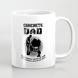 Concrete Worker Coffee Mug