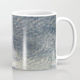 London Eye, Cloudy Sky Coffee Mug