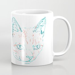 Tabby Kitten Coffee Mug