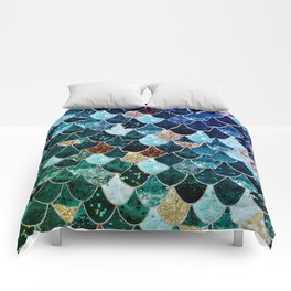 REALLY MERMAID TIFFANY Comforters