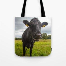 Irish Cow Tote Bag