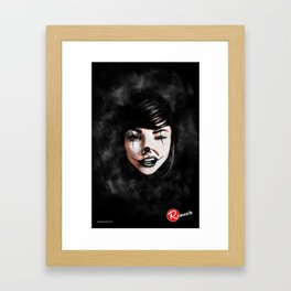 Laughable Framed Art Print