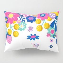 Life in Full Bloom Pillow Sham