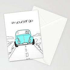 Let yourself go Stationery Cards