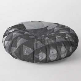 bybylyn_skys Floor Pillow