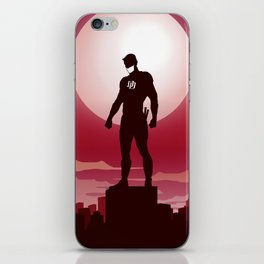 Daredevil - The Man Without Fear iPhone Skin