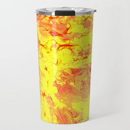 Paint Pouring 1 Travel Mug