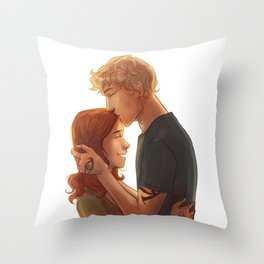 Clace Throw Pillow