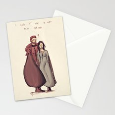 I'm hers Stationery Cards