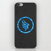 "n7 iPhone & iPod Skins featuring ""My Favorite Things"" Paragon by Helenasia"