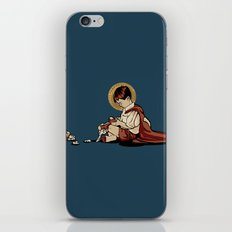 Some Things Can't Be Saved iPhone & iPod Skin
