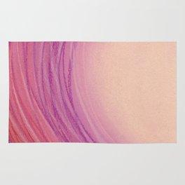 tube line pink Rug