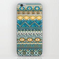 aztèques yoaz iPhone & iPod Skin