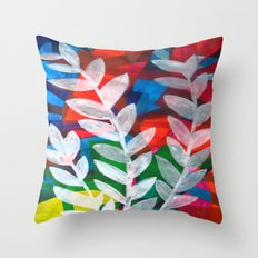 Neoplant Throw Pillow