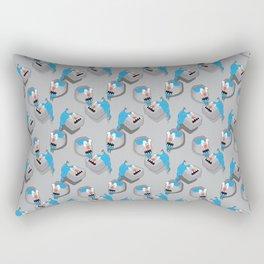 Thinkin and Splinkin Rectangular Pillow