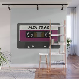 The Mix Tape II Wall Mural
