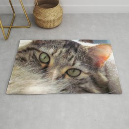 Cat Eyes Rug