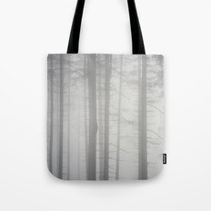 Shades of fog Tote Bag