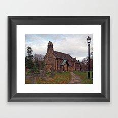 St John the Baptist, Adel Framed Art Print