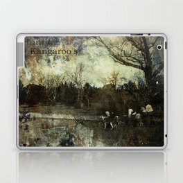 Hunting Kangaroo's Laptop & iPad Skin