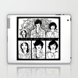 """""""This Is Why We Fight!"""" Laptop & iPad Skin"""