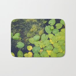Pond by Althéa Photo Bath Mat