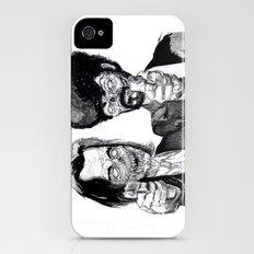 Zombie Fiction Slim Case iPhone (4, 4s)