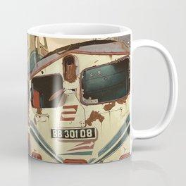 Train Graveyard Coffee Mug