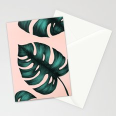 Philodendron Monstera Stationery Cards
