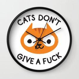 Careless Whisker Wall Clock