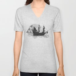 Ahoy Unisex V-Neck