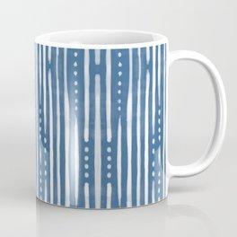 Shibori Tribal Coffee Mug