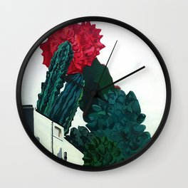 Oil Painting no. 45 Wall Clock