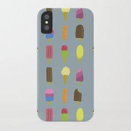 Ice Dream iPhone Case