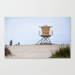 Upper Trestles, CA Canvas Print