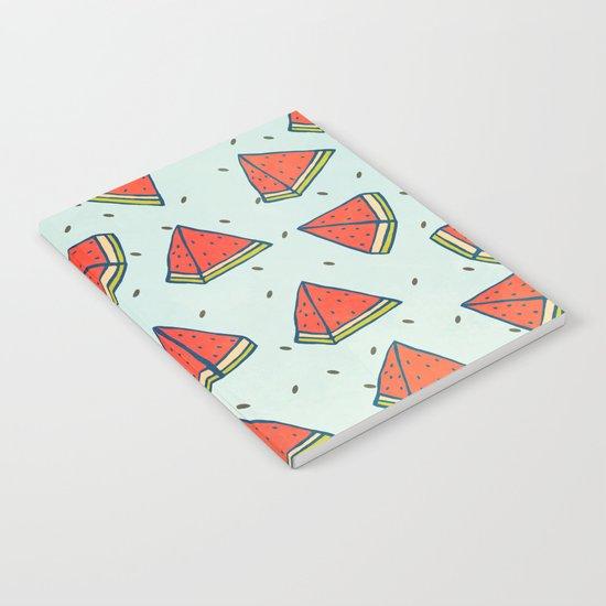 Watermelon doodles  Notebook