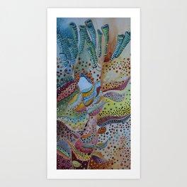 Each Time Art Print
